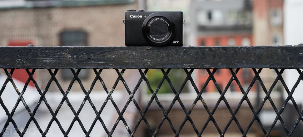 Canon G7 X Review: Canon's Best Point-and-Shoot Camera in Years