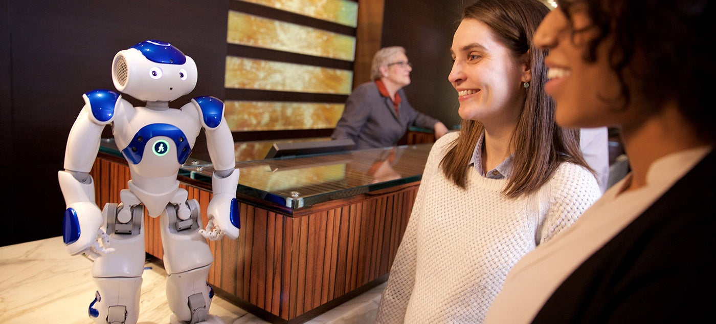 The Latest Job for IBM's Watson Is as a Hotel Concierge