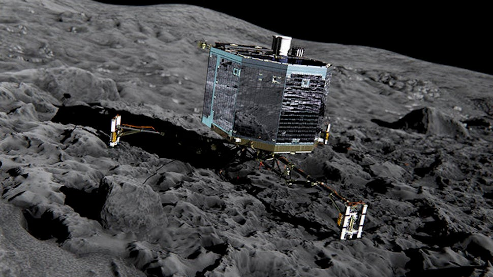 The Last, Desperate Attempt to Contact the Philae Lander Has Probably Failed