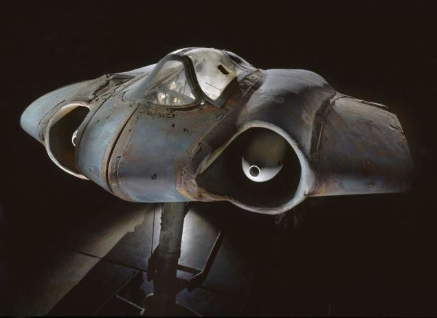 The First Flying Wing Jet Could Have Won WWII for the Nazis