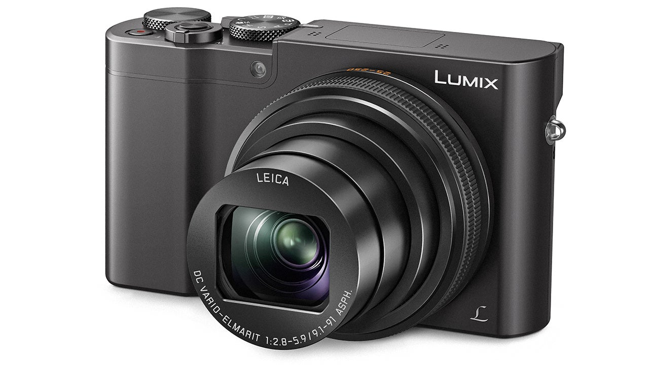 Capture Your Vacation Videos in Glorious 4K With Panasonic's New Compact Shooter