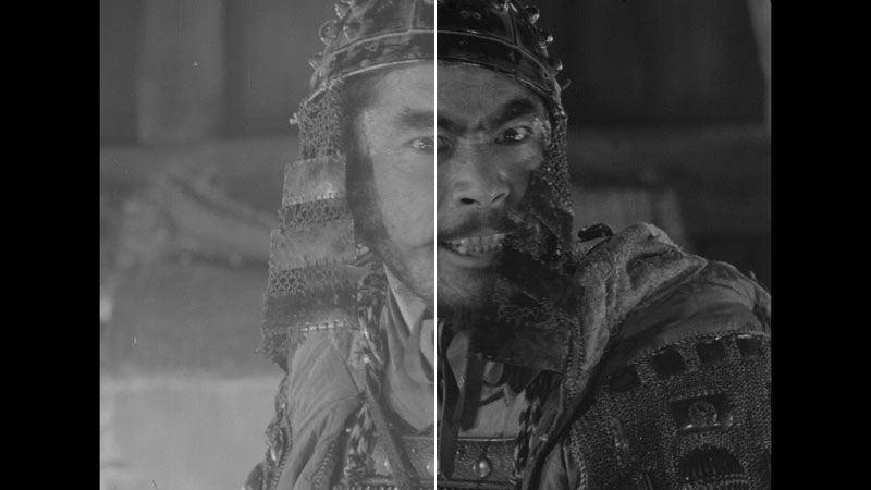 The Seven Samurai Looks Glorious in 4K