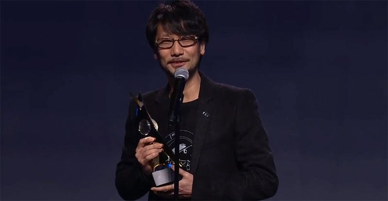No Lawyer Could Stop This Standing Ovation For Hideo Kojima