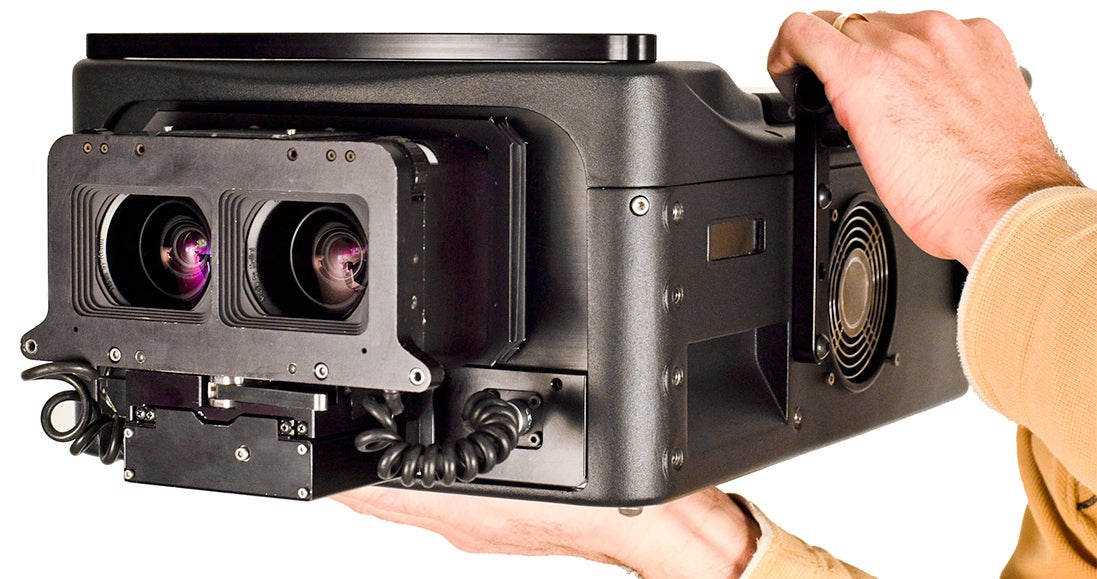 Here's the 4K IMAX Camera That's Going to Make 3D Movies Awesome Again