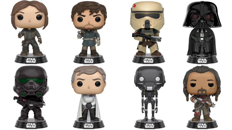 Here Are All the Coolest New Rogue One Toys That Were Revealed Today