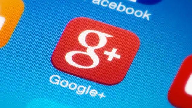 Google+ Is Being Broken Into 'Photos' and 'Streams'