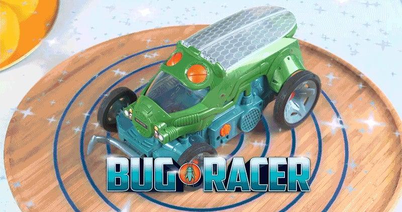 A Live Cricket Steers Mattel's New Autonomous Toy Car