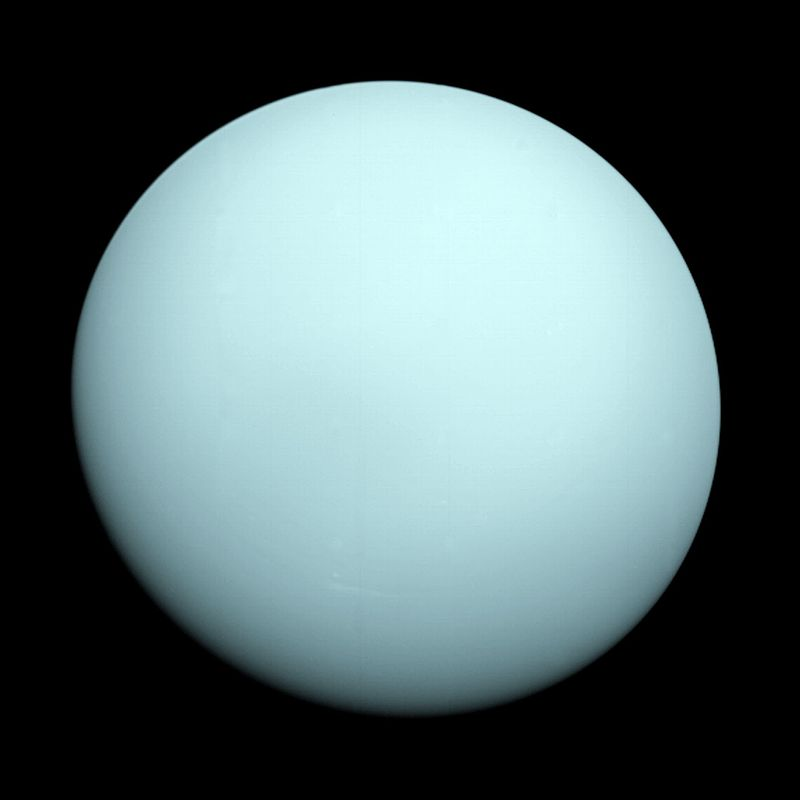 We Met Uranus, Our System's Strangest Planet 30 Years Ago Today