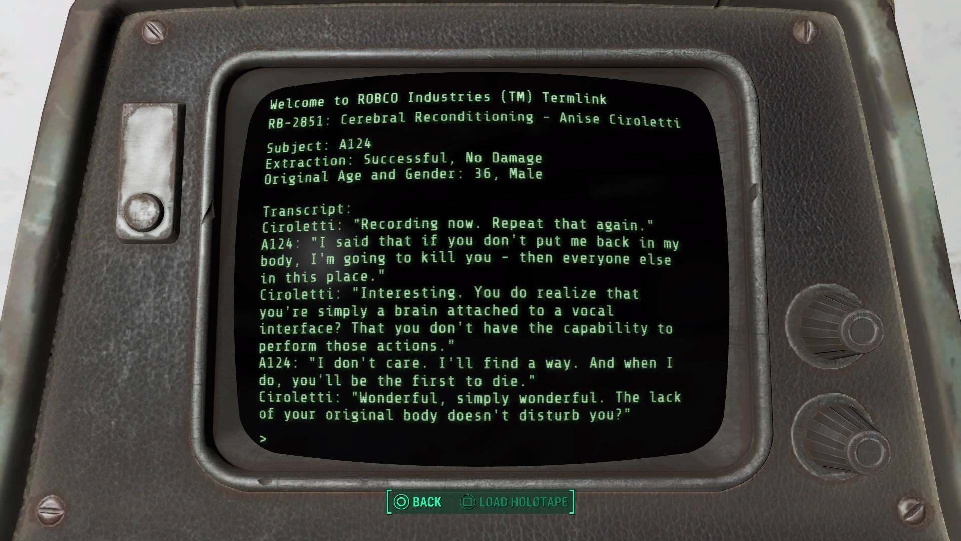 The Robots In Fallout 4's Automatron DLC Have A Messed Up Story