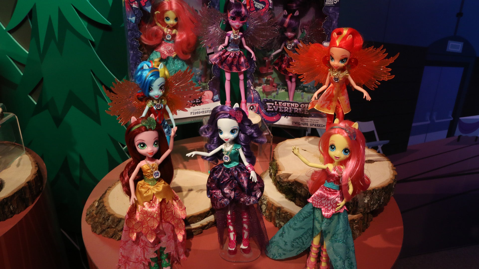 Your Annual Dose Of Toy Fair Friendship And Magic