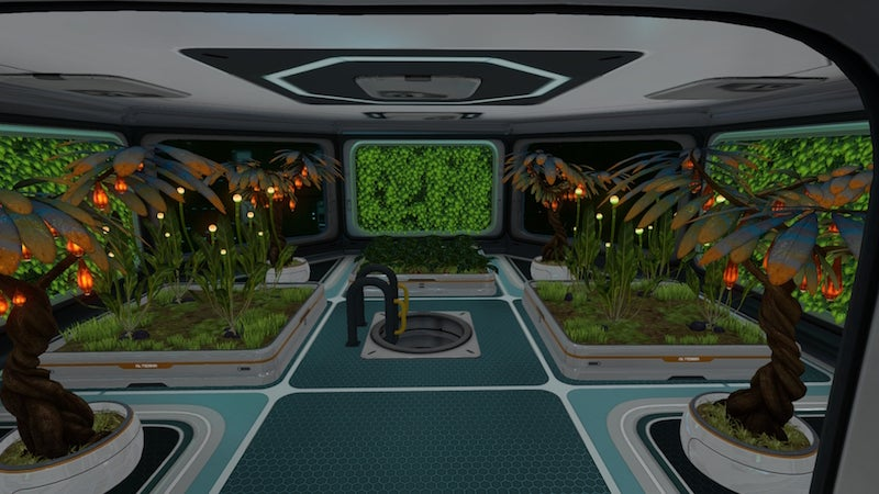 Behind the chair memes - Player Made Subnautica Base Is Extremely Impressive Kotaku Australia