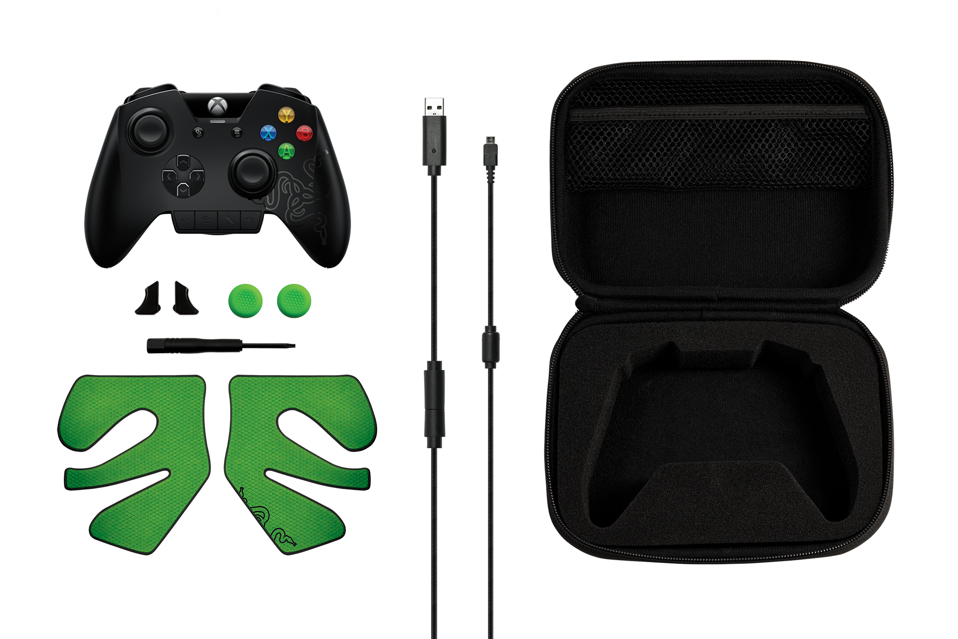 The Razer Wildcat Tries Really Hard To Take On The Xbox One Elite Wireless Controller