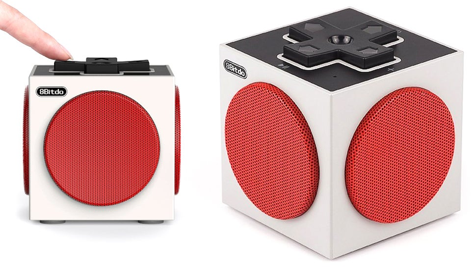 The Directional Pad on This Retro NES Bluetooth Speaker Really Works
