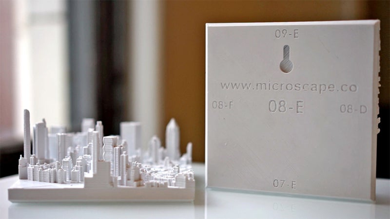 Ambitious Kickstarter Wants to Sell You a Detailed Model of the Entire Island of Manhattan