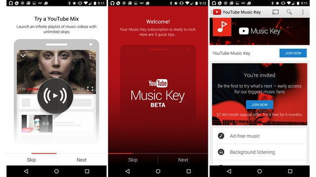 YouTube Music Key Hands-On: Streaming Music Has Never Been Easier