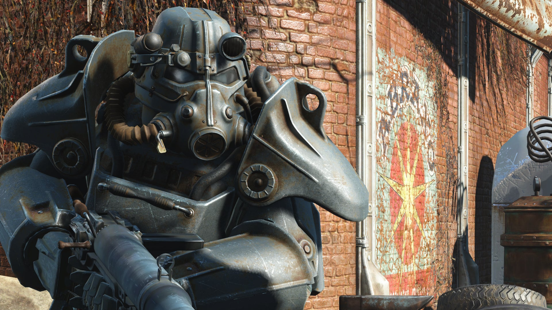 Fallout 4 PS4 Pro Patch Arrives Next Week