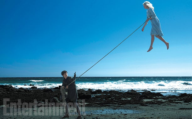 The First Images from Miss Peregrine's Home for Peculiar Children Are Totally Creepy