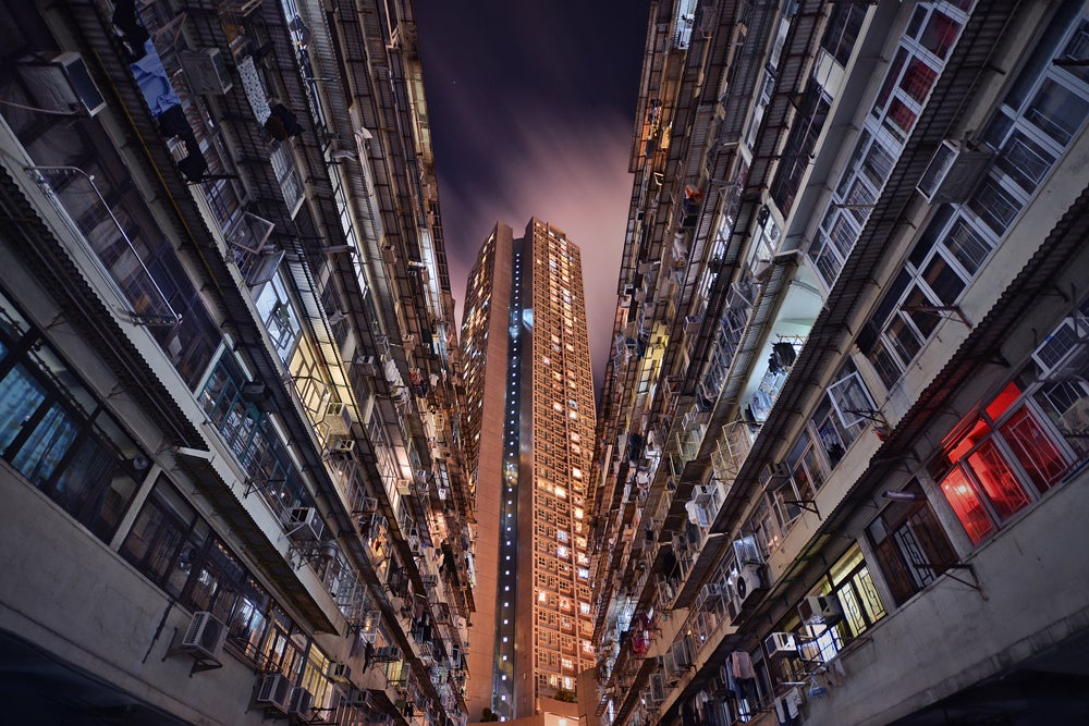 Impressive new photos reveal the order and chaos of Hong Kong