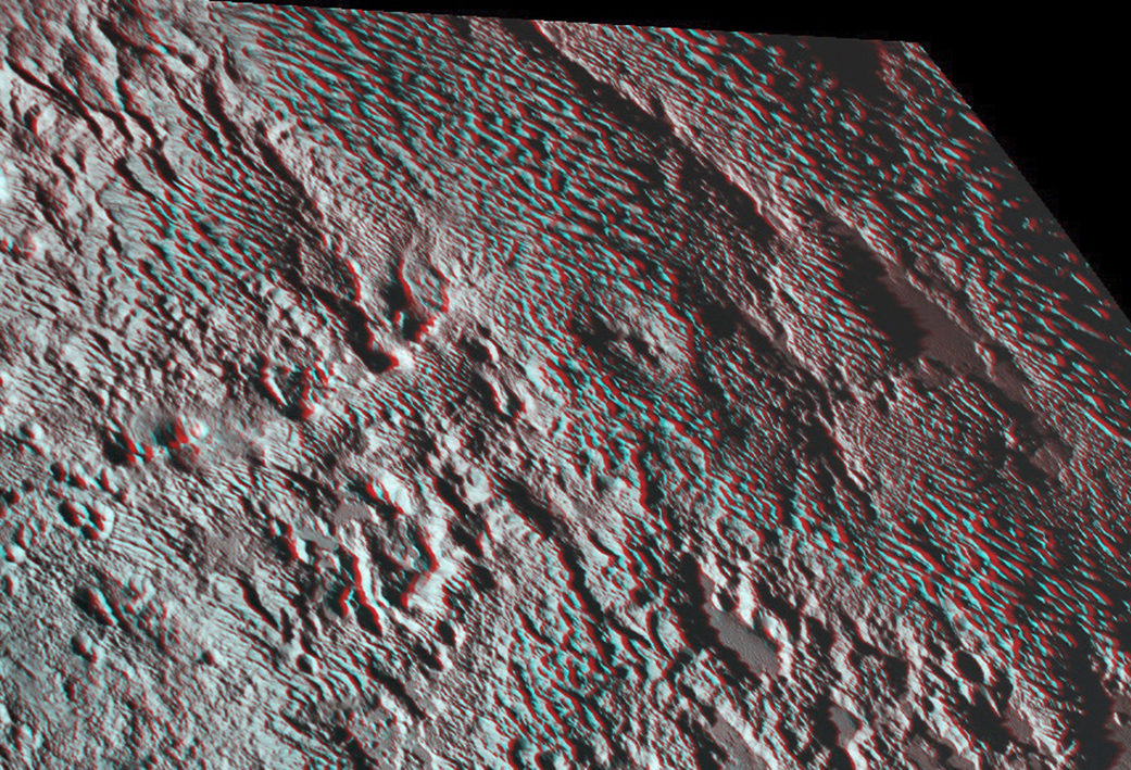Pluto is Still Extremely Weird in the Latest Image From NASA