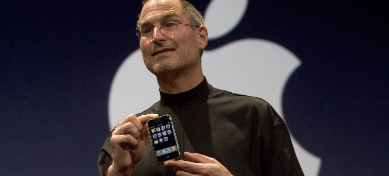 San Francisco Still Owes Steve Jobs $US174 ($244) for Overpaid Parking Tickets