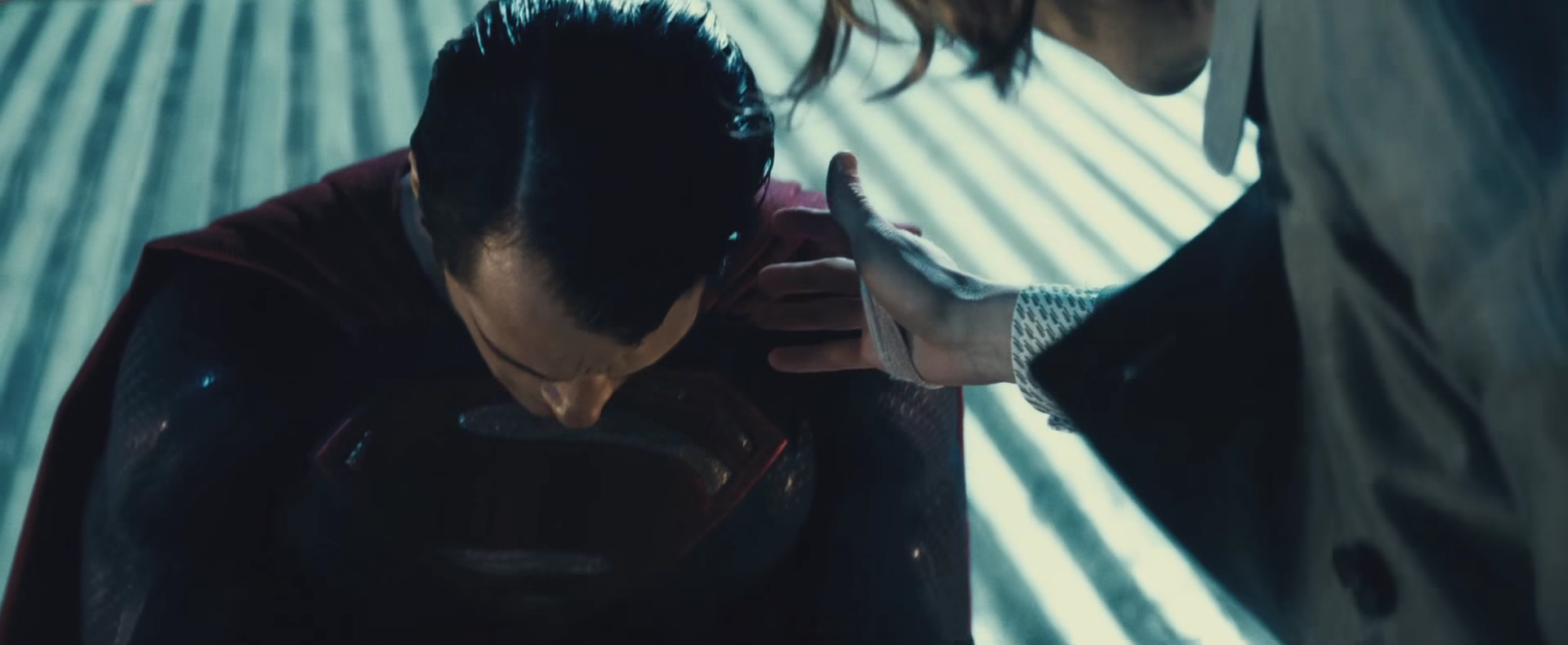 Superman Gives Lex a Super-Stinkface in Another New Batman v Superman Clip