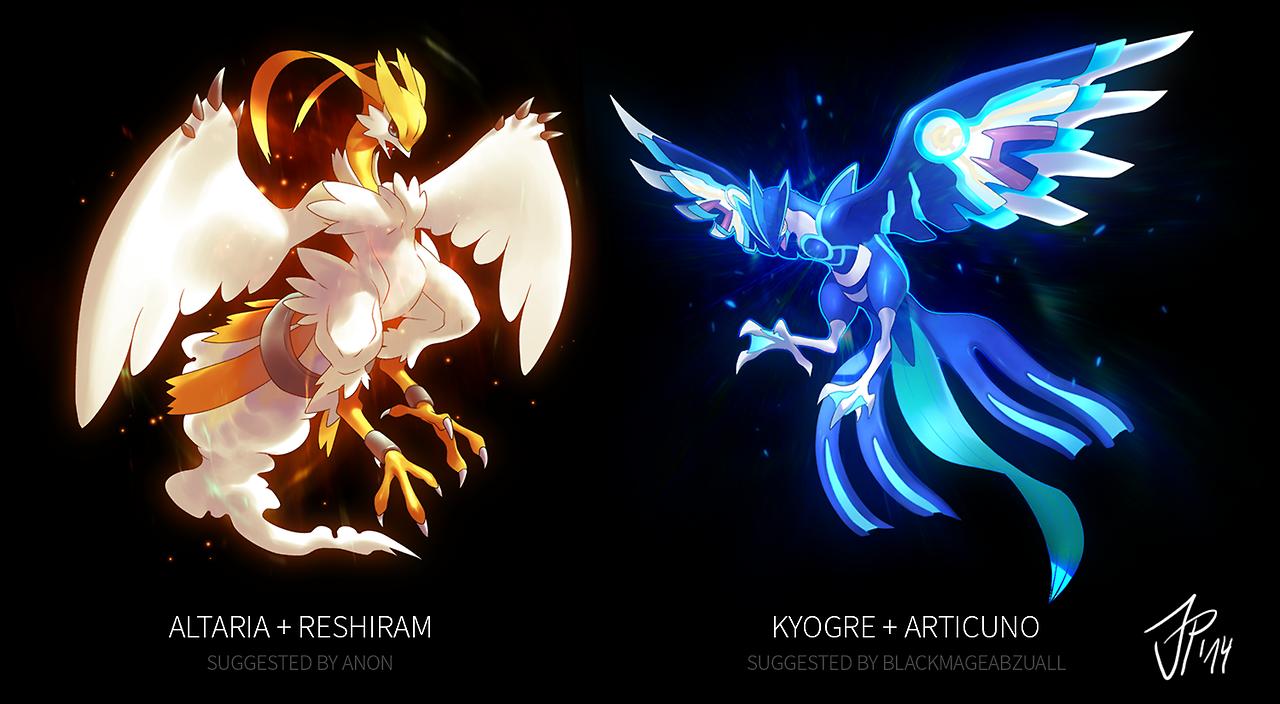 pokemon fusion mewtwo and - photo #45
