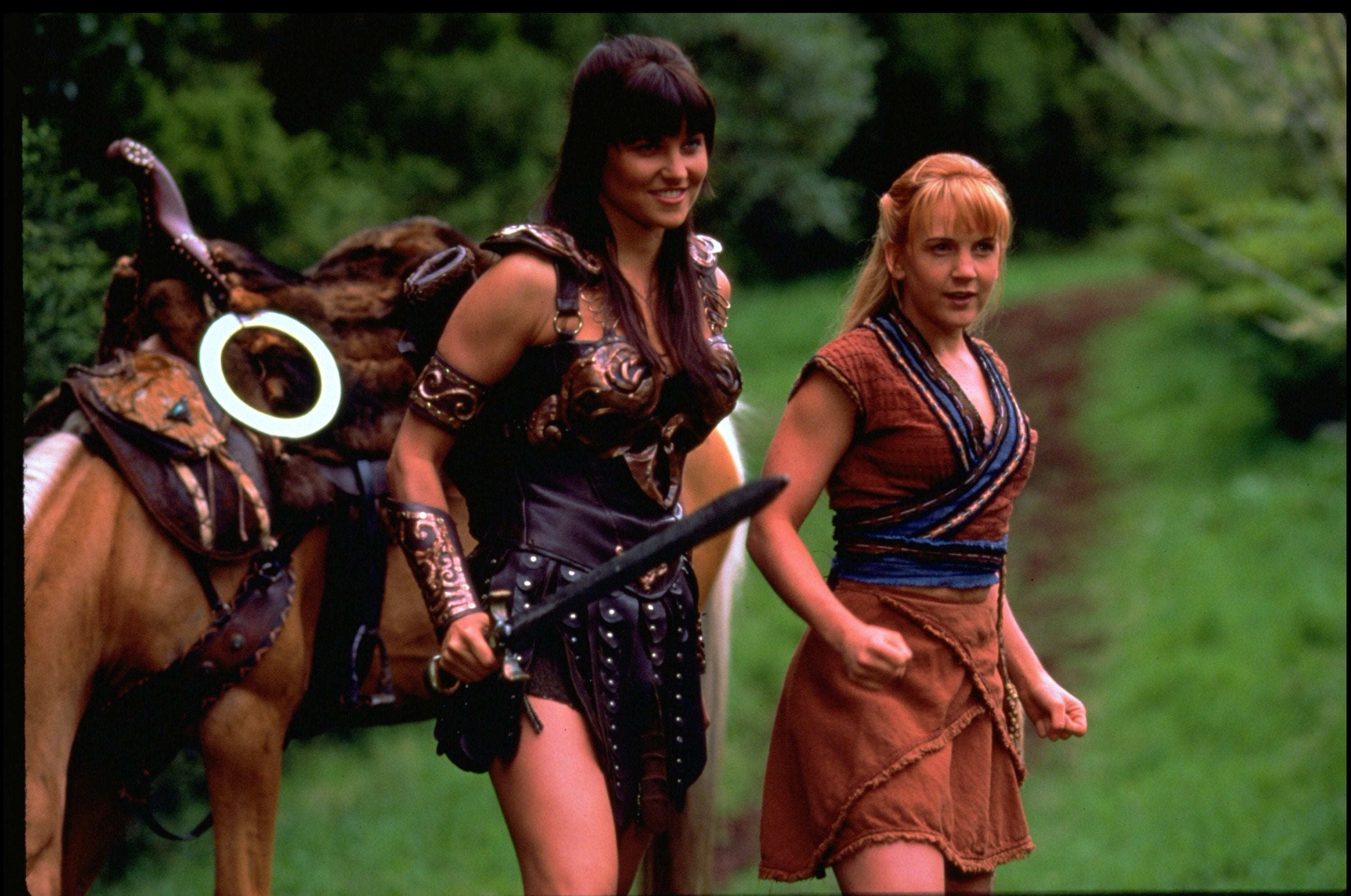 Meet the Creators Who Are Masterminding the Return of Xena: Warrior Princess