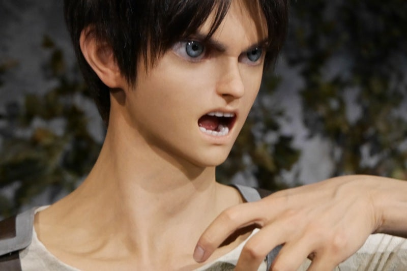 Anime Characters In Real Life : Not all anime characters look freaky in real life kotaku