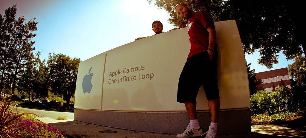 Inside Apple's Secretive University-Style Training School