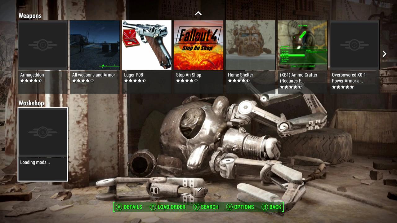 The Most Popular Fallout 4 Mods On Xbox One | Kotaku Australia