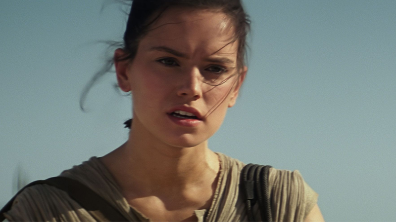 Wait, Did The Force Awakens Tell Us Who Rey's Parents Are