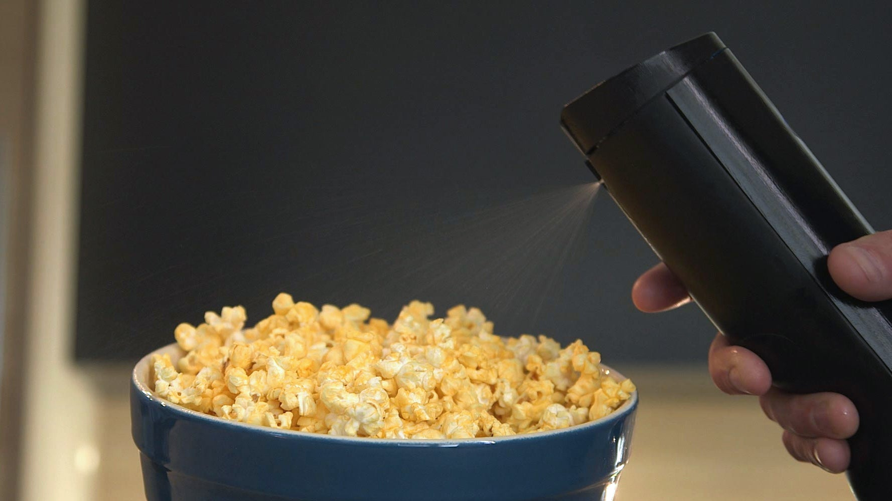 This Kitchen Tool Turns Sticks of Butter Into Sprayable Deliciousness