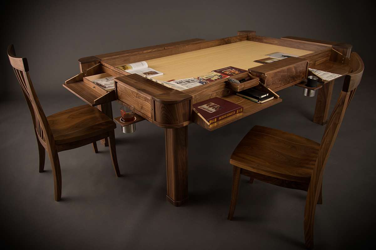Stupidly Expensive Tables Are A Board Gamers Fantasy