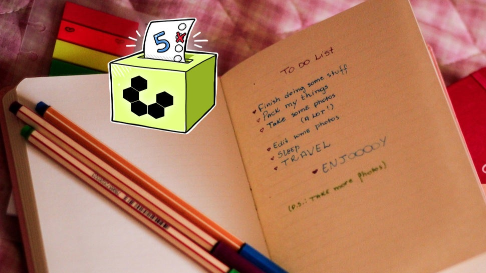 Five Best To-Do List Managers