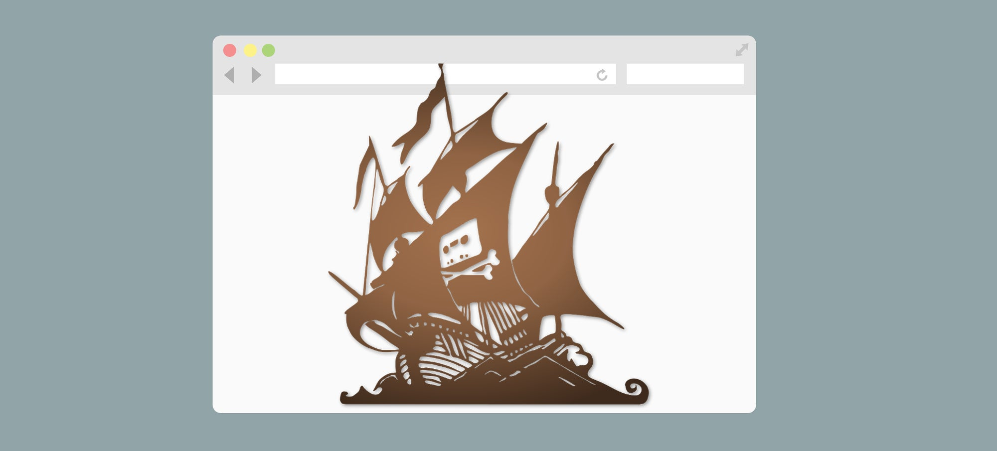 Now You Can Stream Torrents From The Pirate Bay in Your Browser