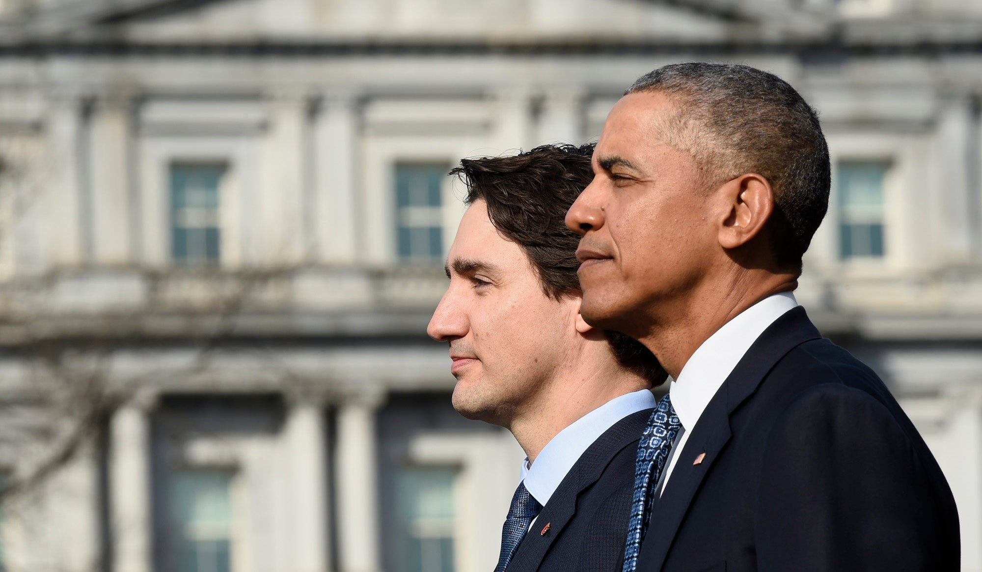 Obama Enlists Canadian Prime Minister to Help Fight Climate Change