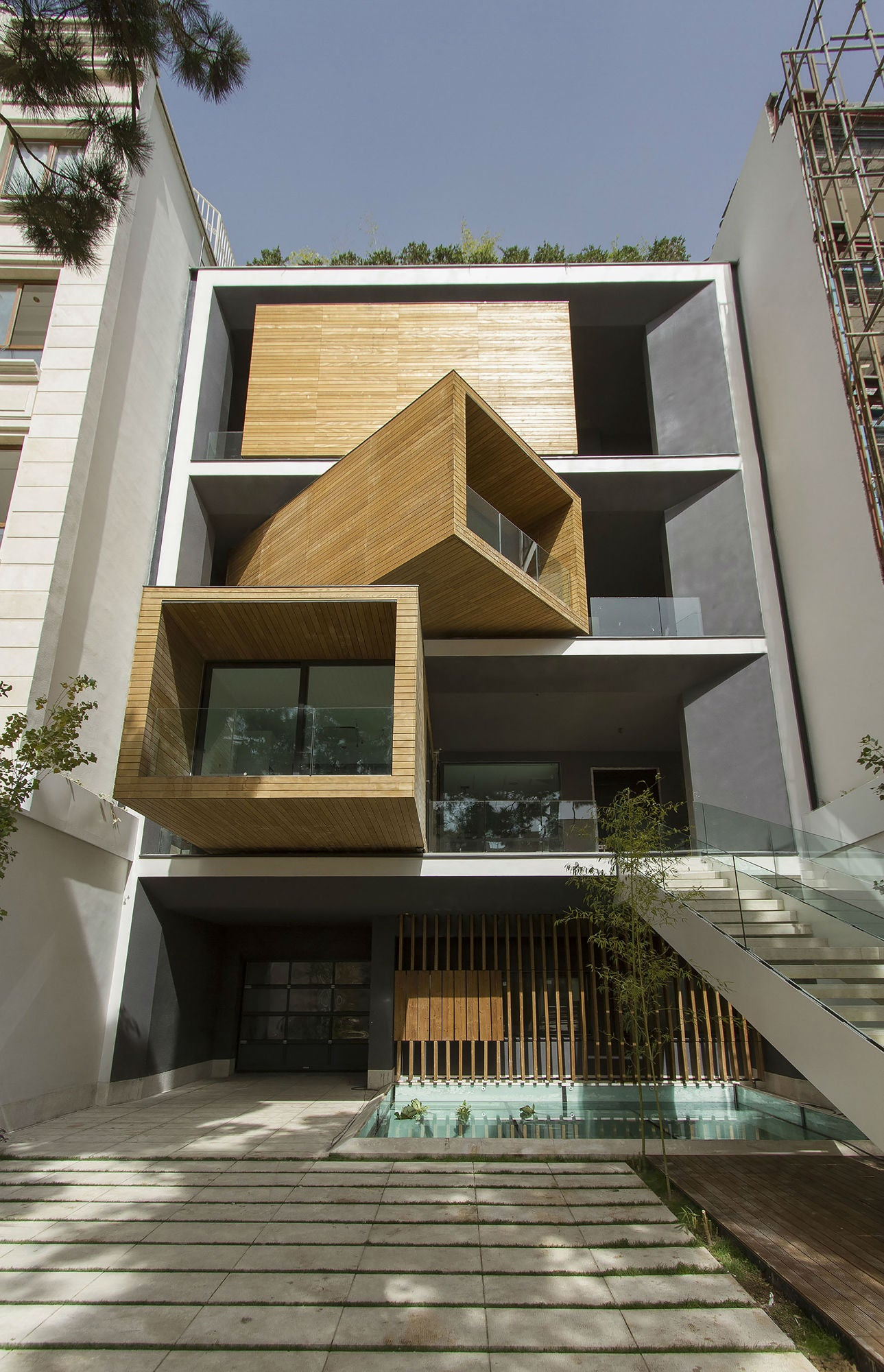 This Clever Transforming House Has Three Rotating Rooms