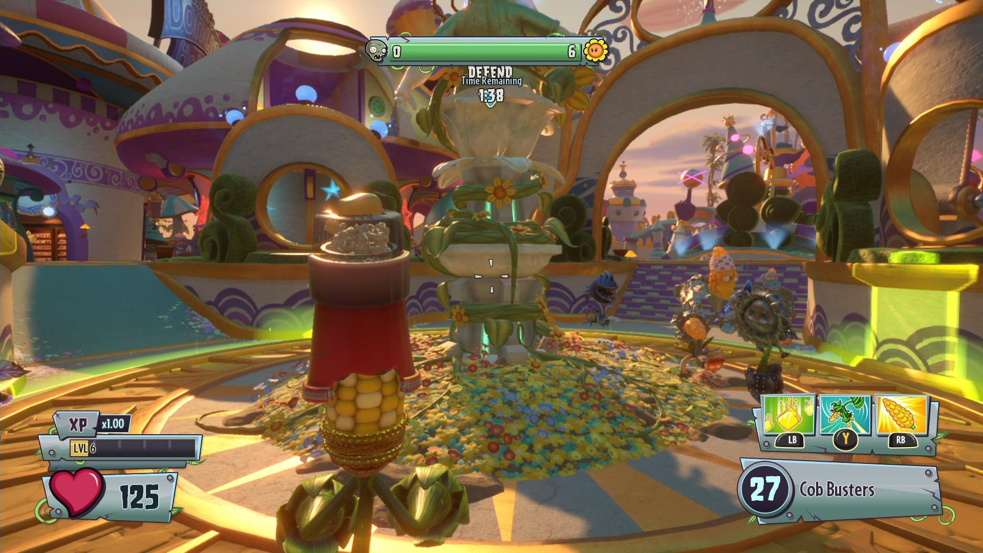Plants Vs Zombies Garden Warfare 2 The Kotaku Review Kotaku Australia