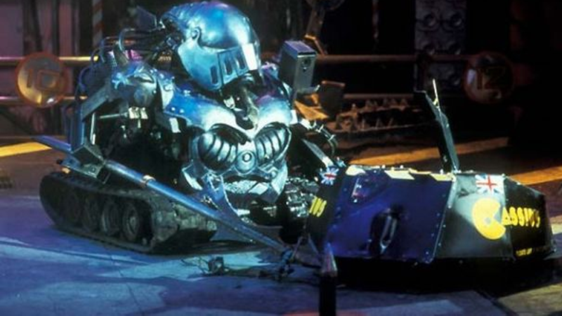 The BBC is Bringing Back Robot Wars, the Original Robot Fighting Show