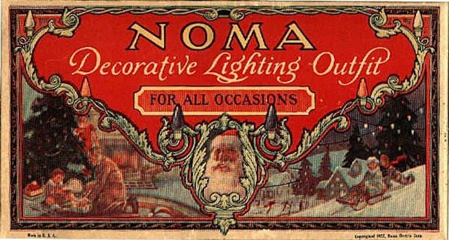 The Very American History of Christmas Lights