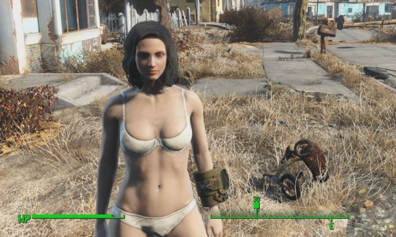 Nudists In Watch Dogs
