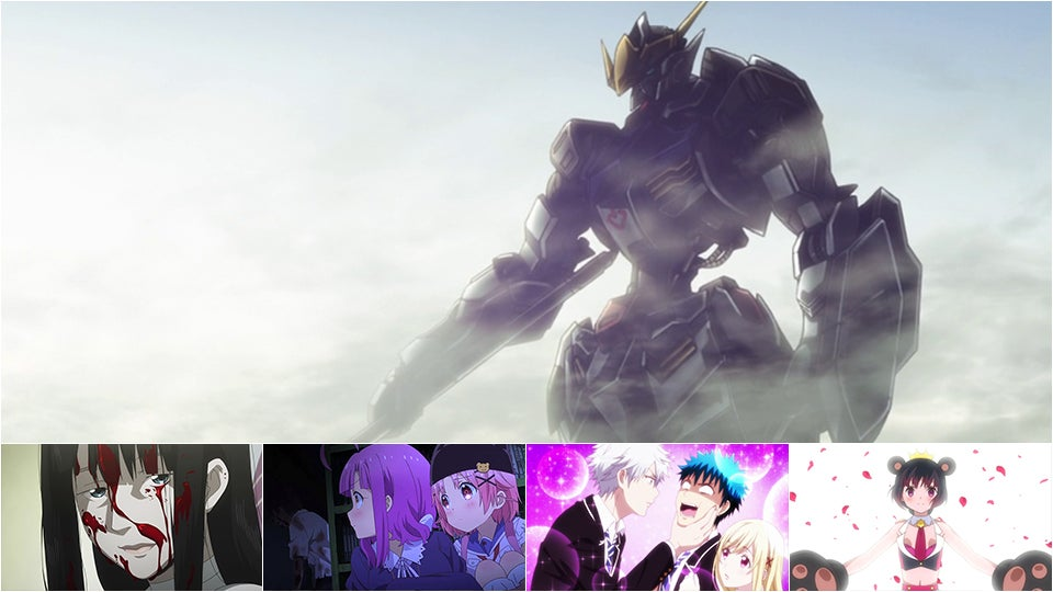 The Five Best Anime of 2015