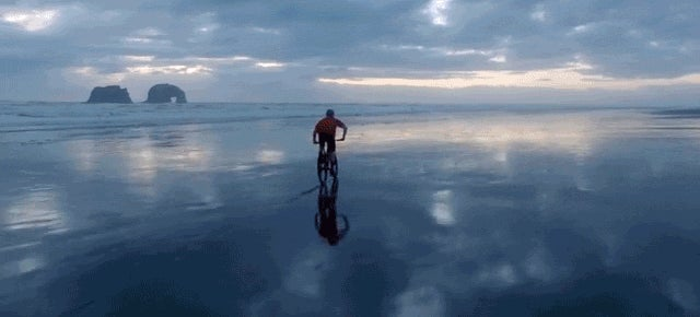 This Is Very Probably the Most Beautiful Bike Ride You Could Ever Take