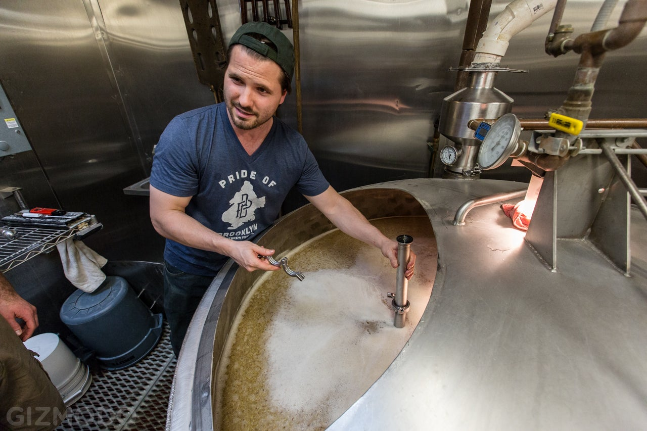 How We Brewed the Beer of the Future