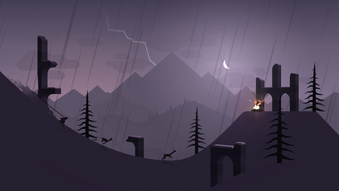 Alto's Adventure. iOS Gaming.