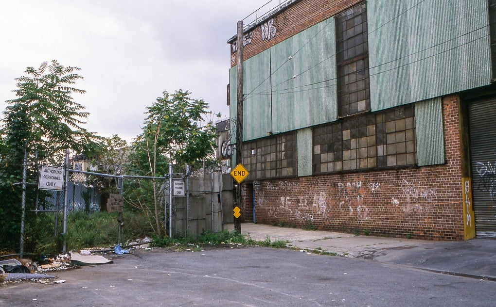 Photos of Dead Ends Are a Glimpse at Brooklyn's Roads Less Traveled