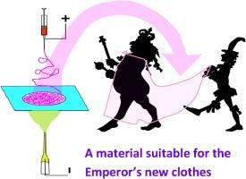 Transparent Fabric Traps Dust, Lets Air Flow Freely