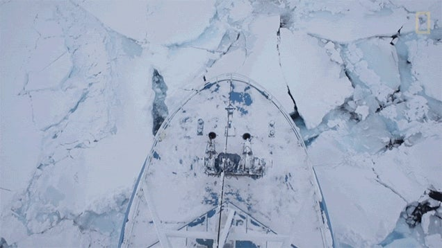 Video: Exploring the Arctic Is Beautifully Difficult