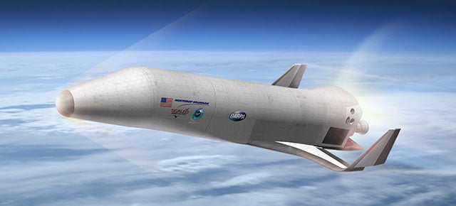 Northrop Grumman Shows Off Its Experimental Spaceplane Concept