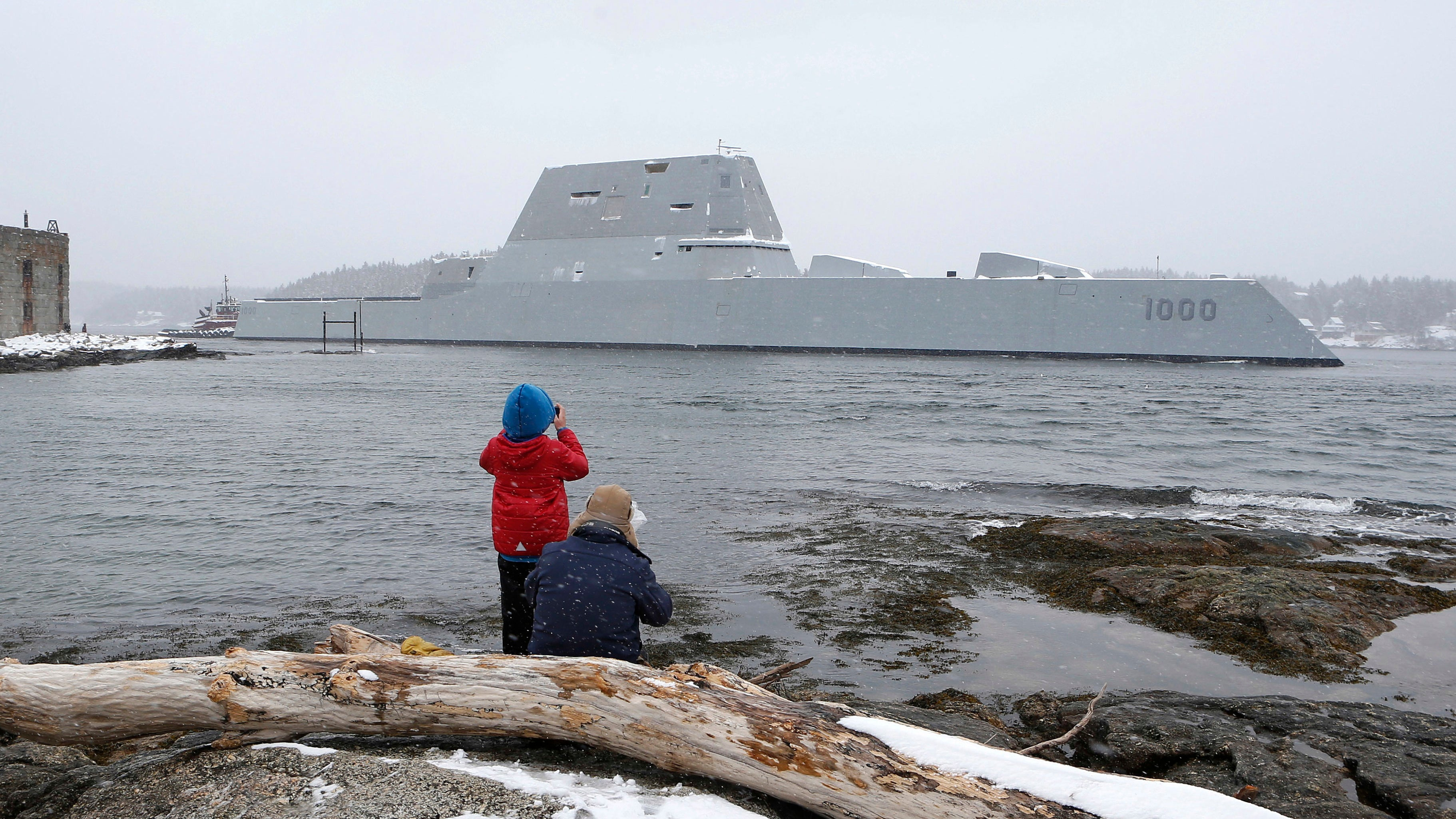 The New Zumwalt Stealth Destroyer Is Too Stealthy